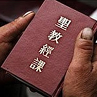 Bible guides in chinese language